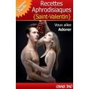 Recettes aphrodisiaques