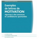 790 lettres de motivations